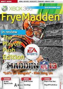 FryeMadden Times Season 3