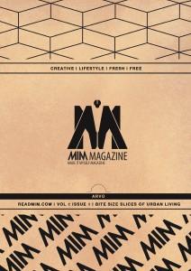 Volume 1 Issue 1 - ARVO