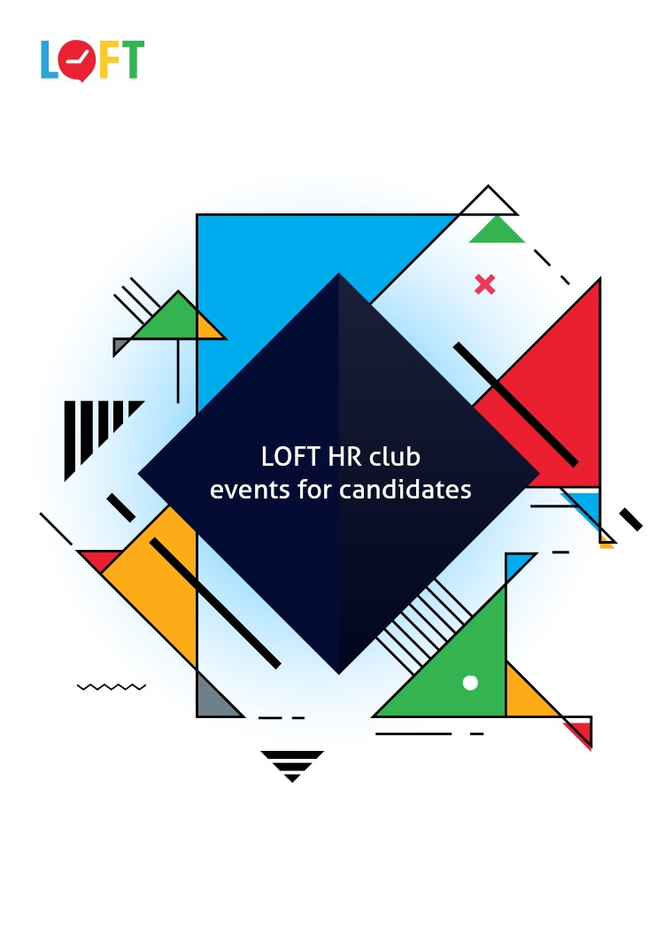 Loft HR club events for candidates
