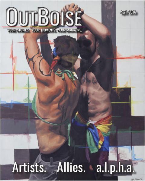 OutBoise Magazine April 2016