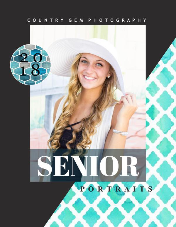 Senior Portrait Guide pdf senior