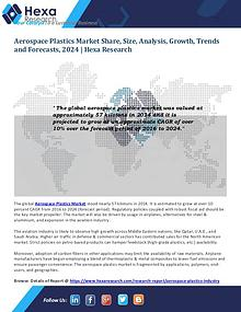 Chemical industry reports