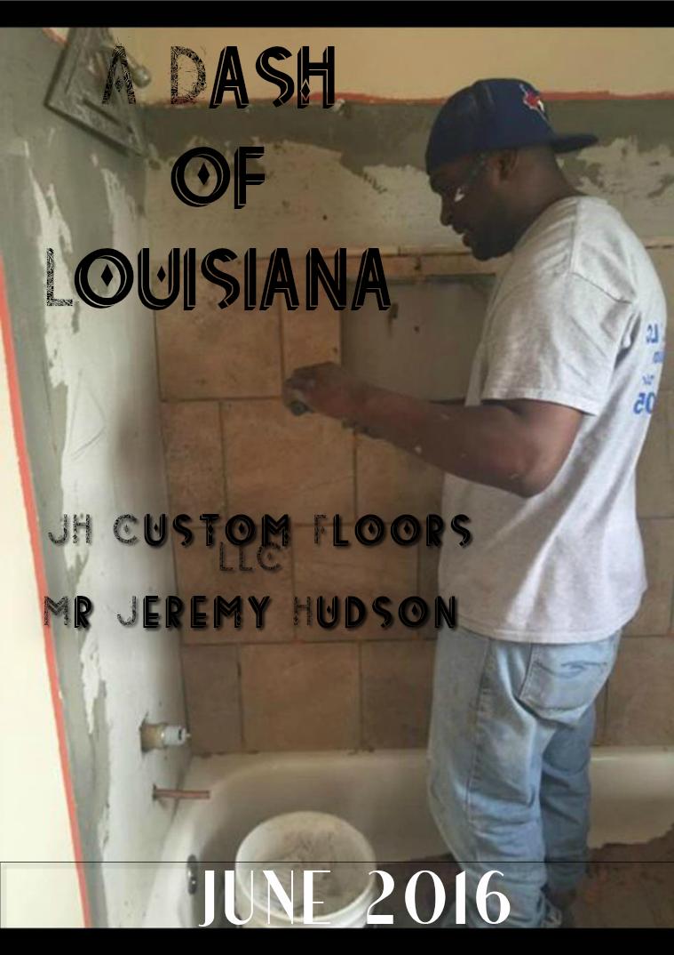 A Dash of Louisiana Issue 2