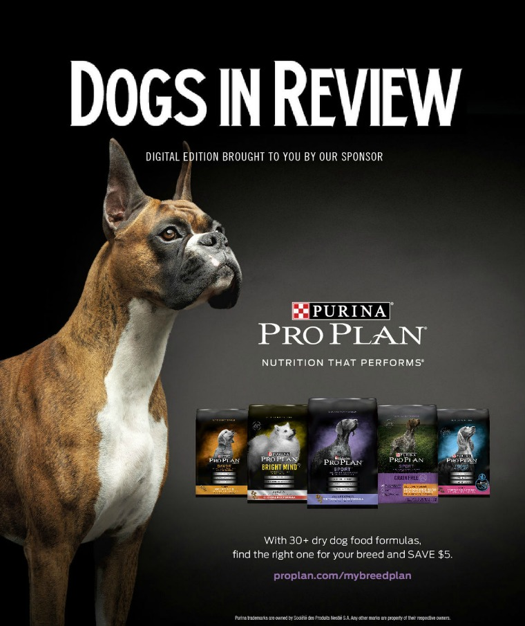 Dogs In Review Magazine May 2017