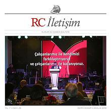 RC İLETİŞİM / SAYI: 25