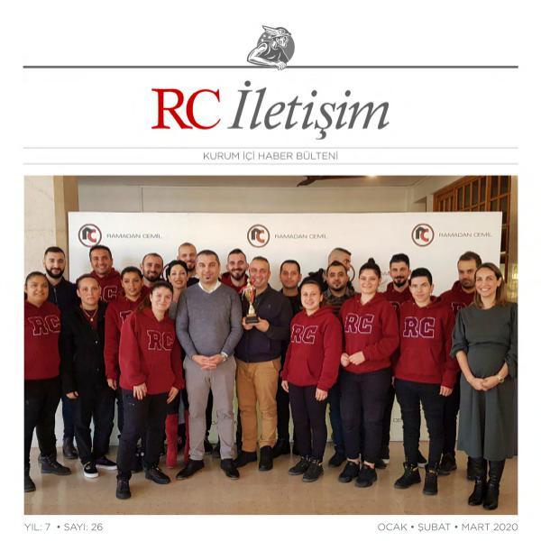 RC İLETİŞİM / SAYI: 26 RCILETISIM 26