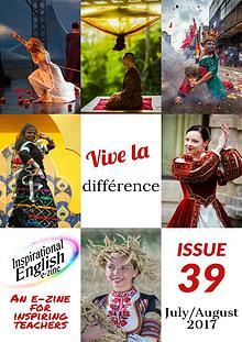 Inspirational English, Issue 39, July/Aug 2017