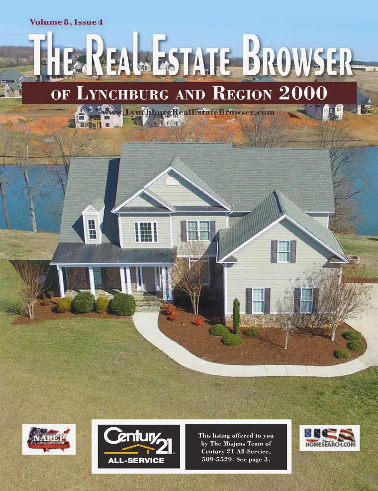 The Real Estate Browser Volume 8, Issue 4