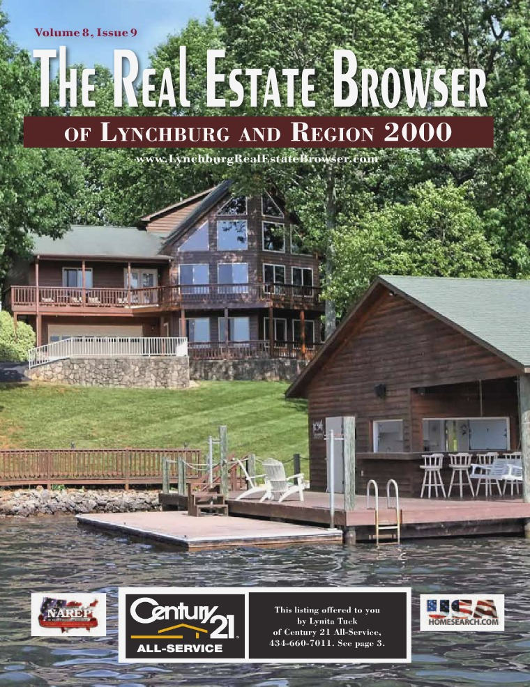 The Real Estate Browser Volume 8, Issue 9
