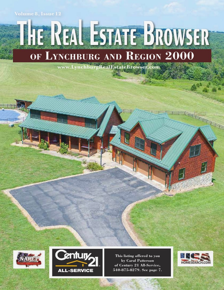 The Real Estate Browser Volume 8, Issue 12