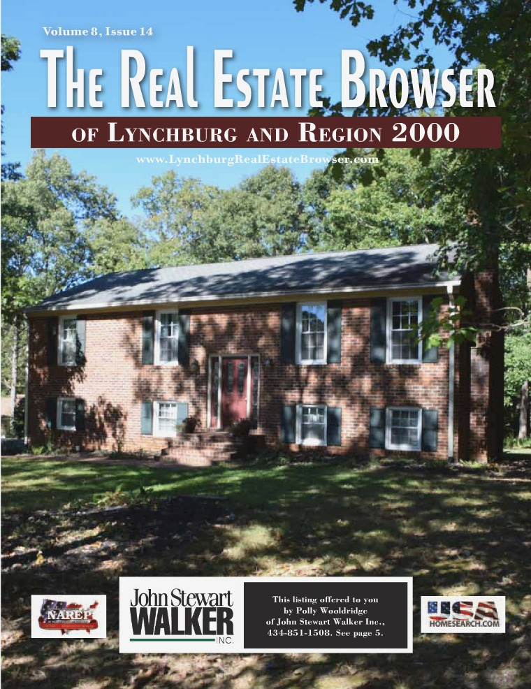 The Real Estate Browser Volume 8, Issue 14