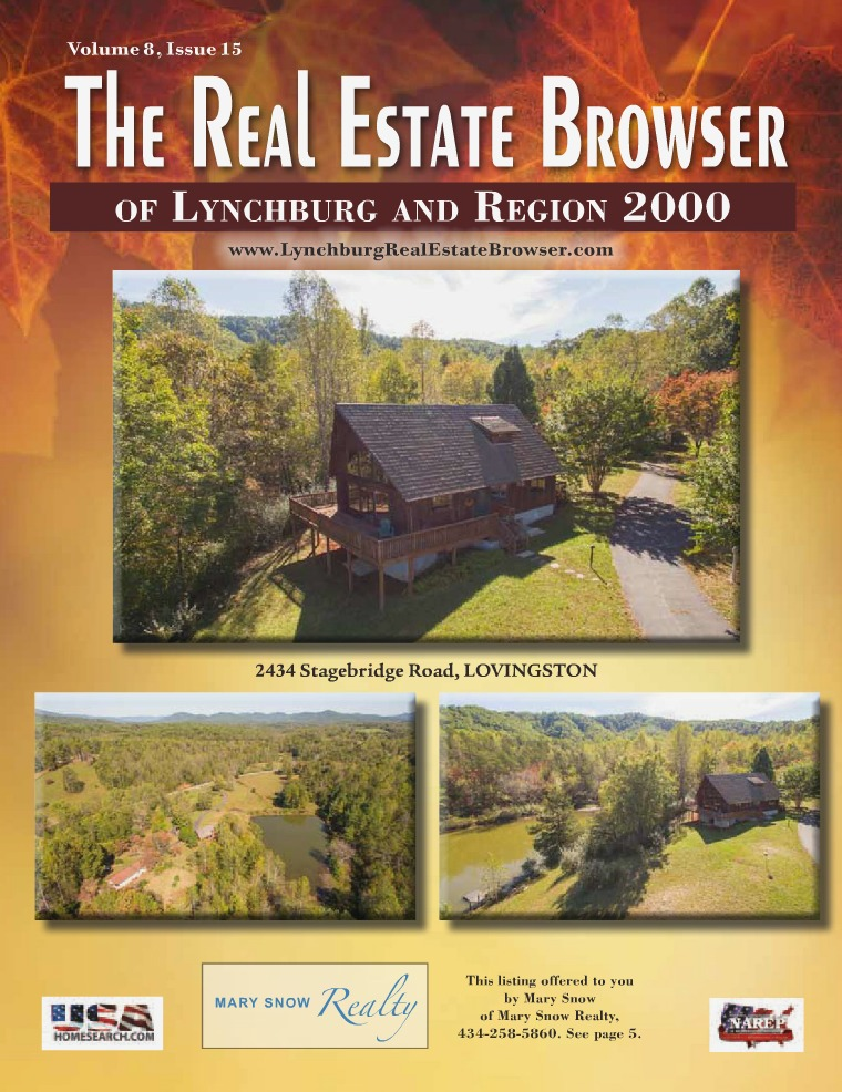The Real Estate Browser Volume 8, Issue 15