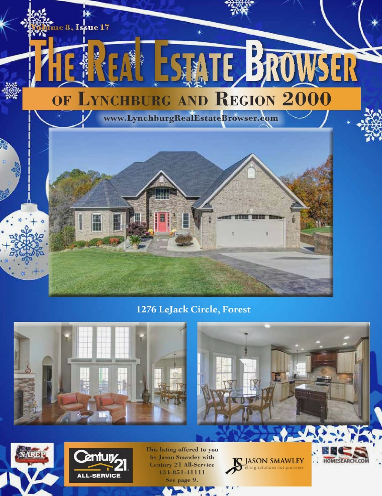 The Real Estate Browser Volume 8, Issue 17