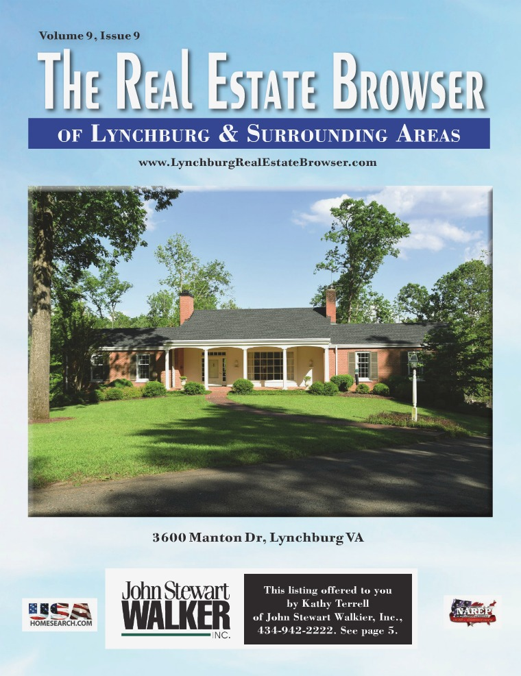 The Real Estate Browser Volume 9, Issue 9