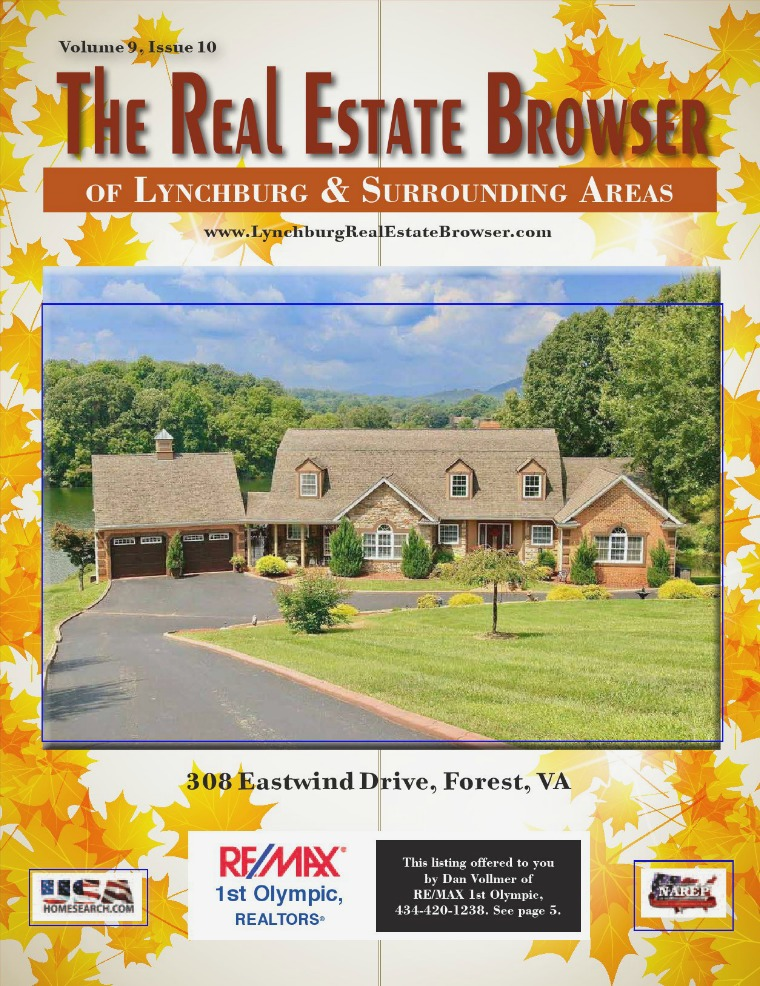 The Real Estate Browser Volume 9, Issue 10