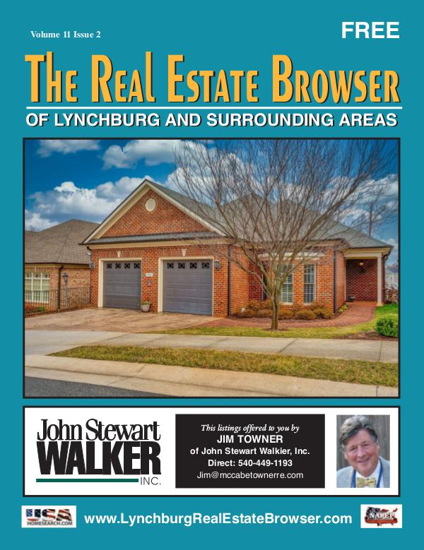 The Real Estate Browser Volume 11, Issue 2