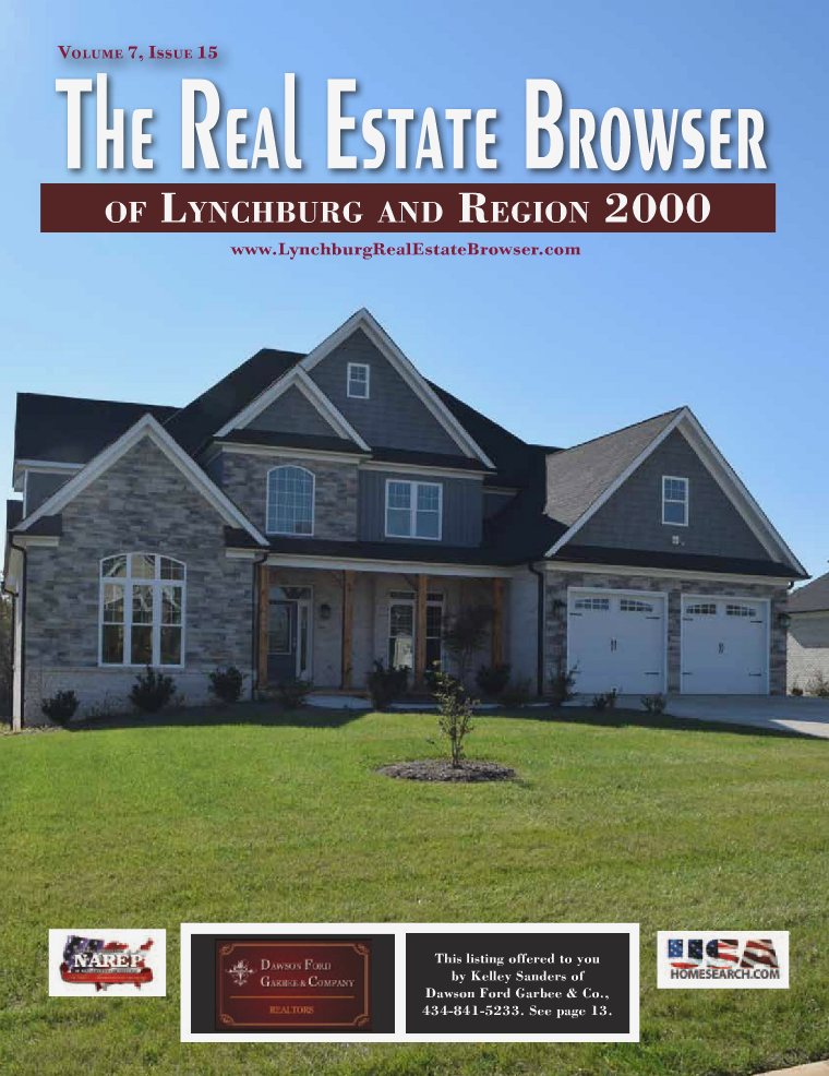 The Real Estate Browser Volume 7, Issue 15