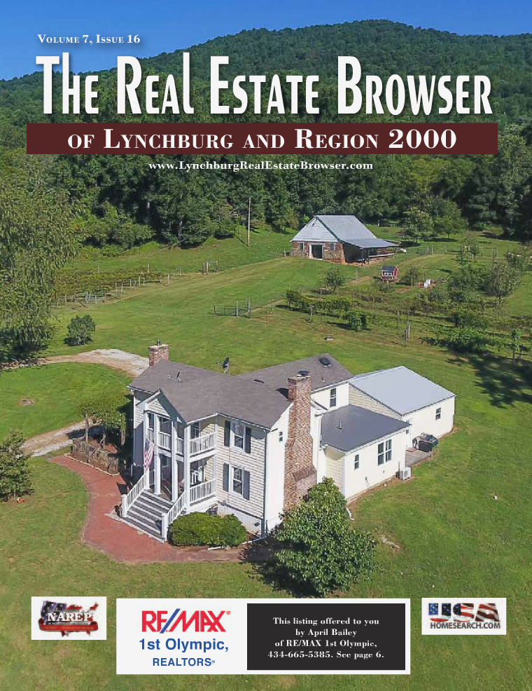The Real Estate Browser Volume 7, Issue 16