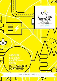 E-BIKE FEstival Dortmund 2016 presented by SHIMANO