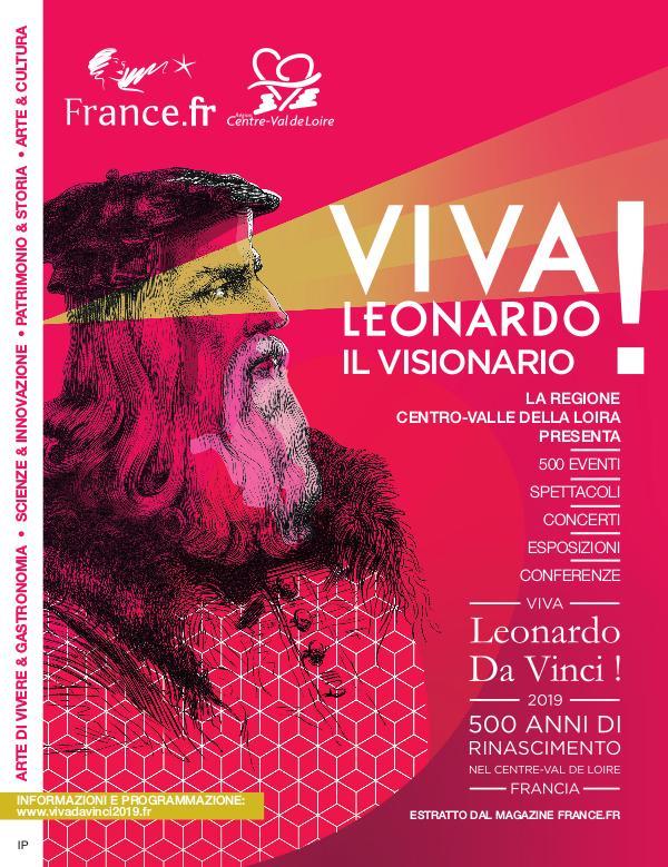 Viva Leonardo da Vinci! 2019