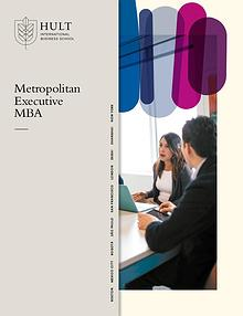 Metropolitan EMBA Brochure 2020/21