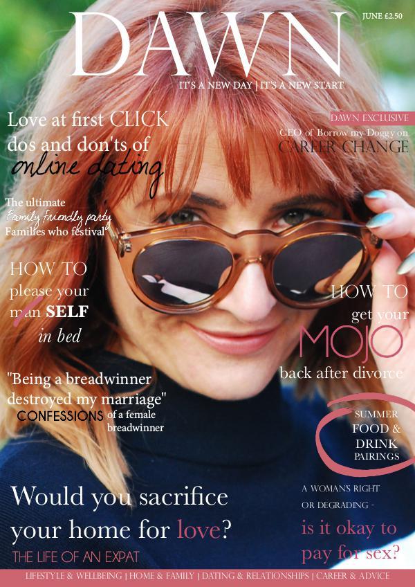 DAWN DawnMagazineUK Issue 1