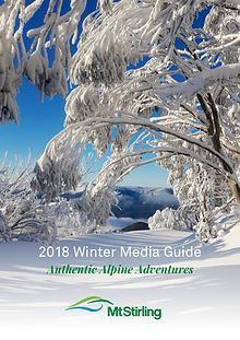 Mt Stirling 2018 Winter Media Guide