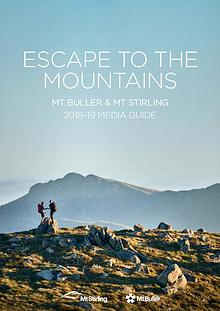 Mt Buller Mt Stirling 2018-19 Summer Media Guide