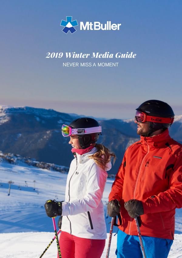 2019 Mt Buller Winter Media Guide BSL 2019 Winter Media Guide_fa