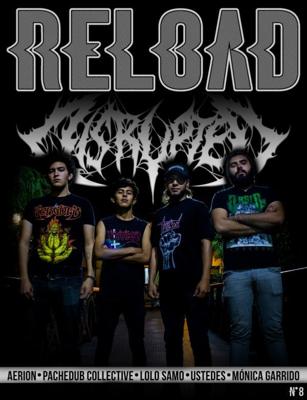 Reload/RevistaDigital/2017 Reload. Edición 8