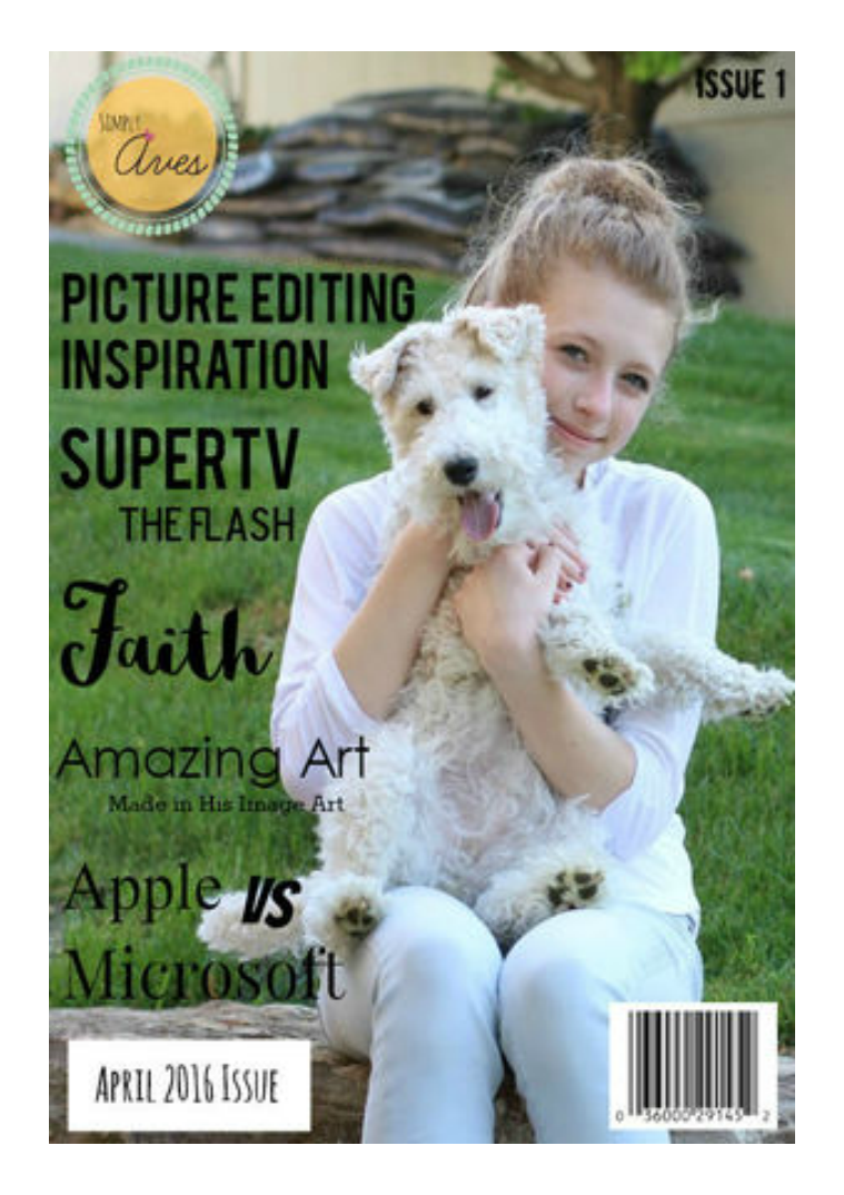 Simply Aves April 2016