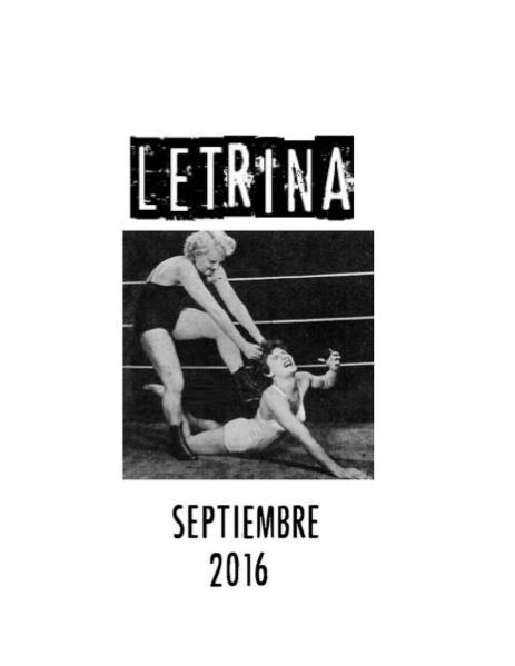LETRINA SEPTIEMBRE 2016