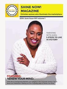 Shine NOW! Magazine June Issue 2016