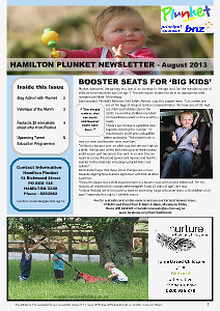 Hamilton Plunket Newsletter