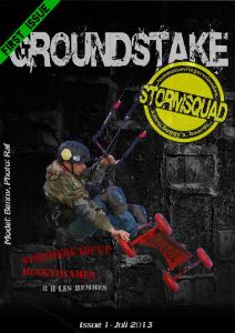 Juli 2013 (First Issue)