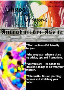 Chaos and Crayons May 2013