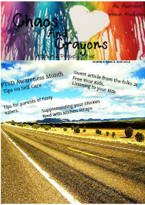 Chaos and Crayons Volume 1, Issue 2 June 2013