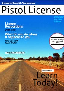 Pistol Magazine June 2013