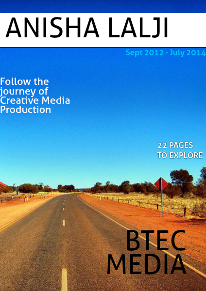BTEC Media Studies Jun.2014