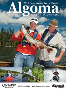 2013 Algoma Four Season Travel Guide