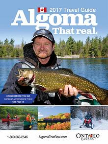 2017 Algoma Travel Guide