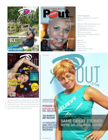 Pout Magazine