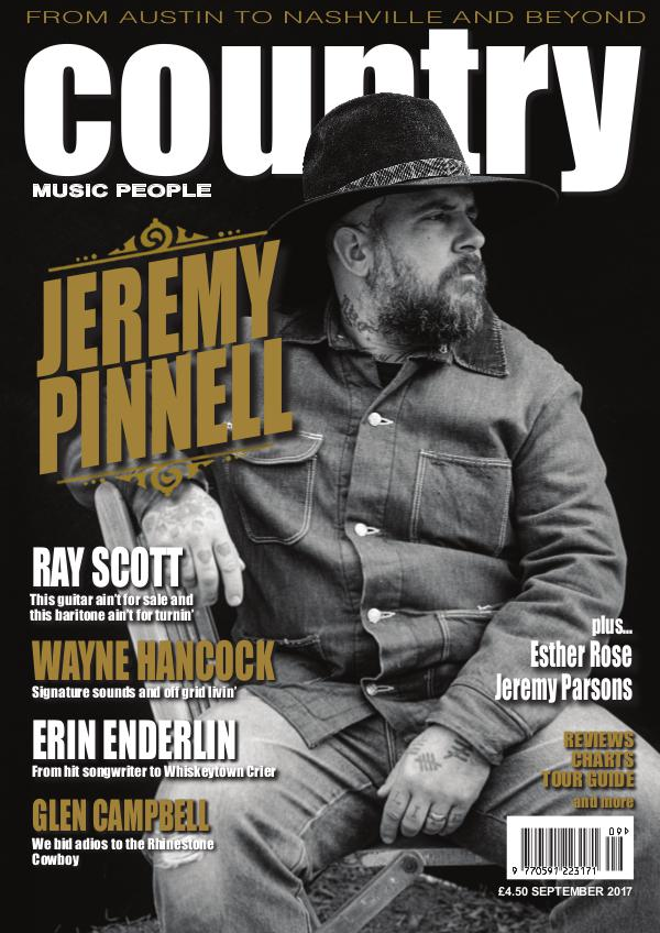Country Music People September 2017