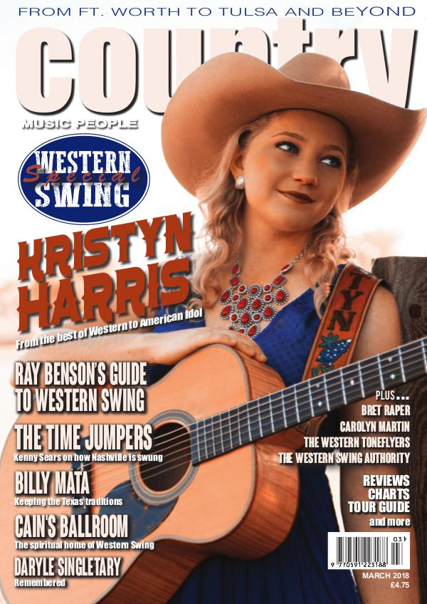 Country Music People March 2018