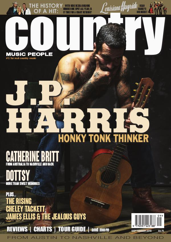 Country Music People September 2018