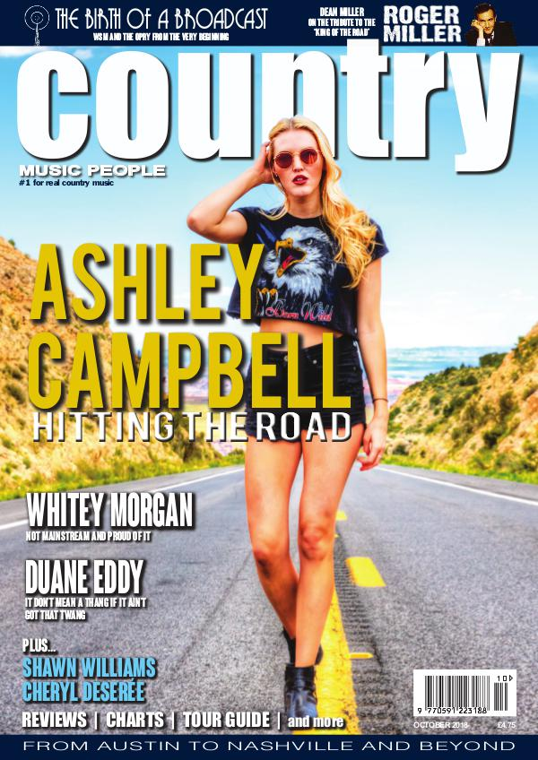 Country Music People October 2018