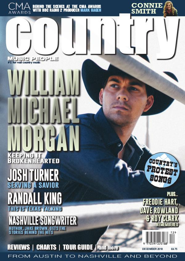 Country Music People December 2018
