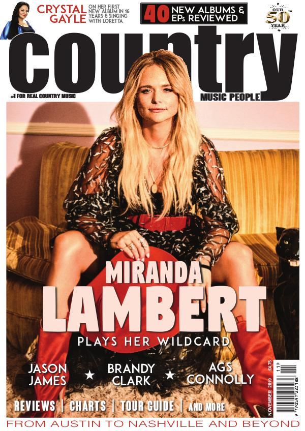 Country Music People November 2019