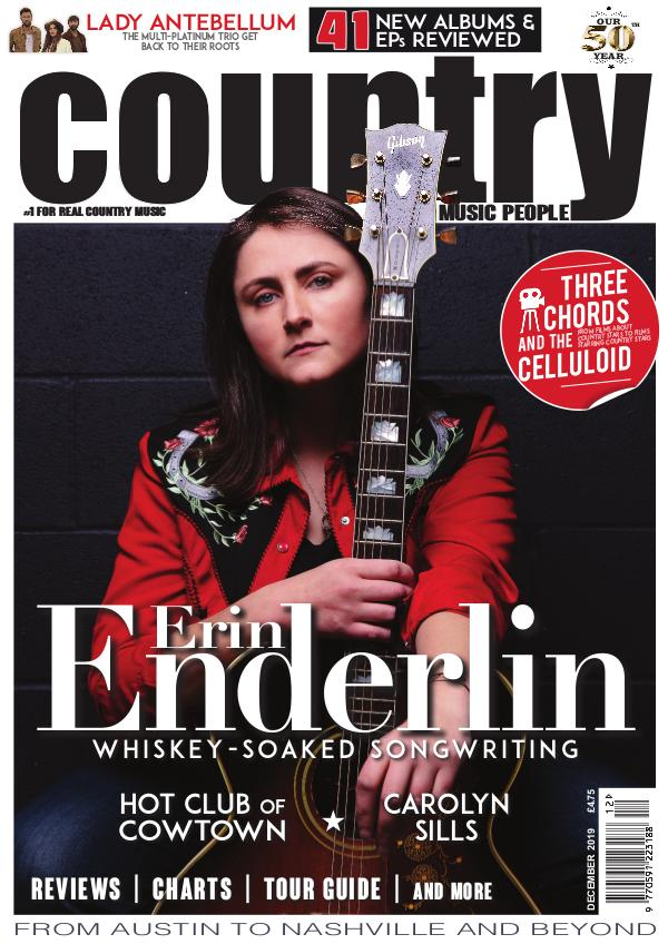 Country Music People December 2019
