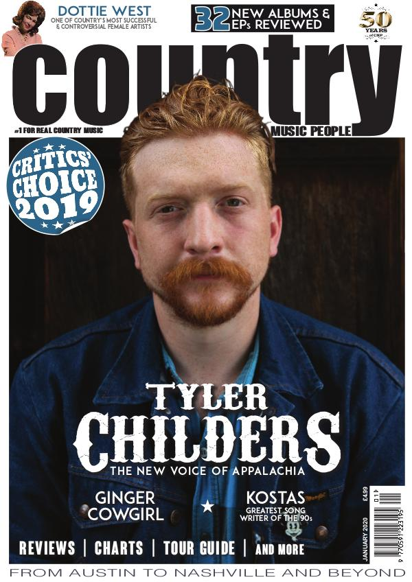 Country Music People January 2020